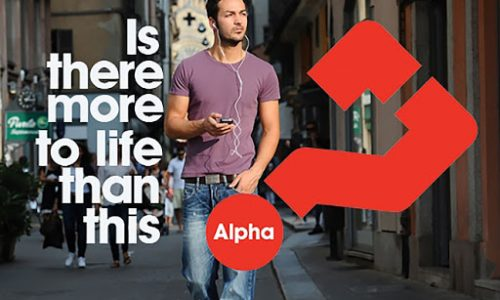 Alpha Course started