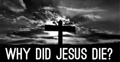 Alpha Session 3 – Why did Jesus die?