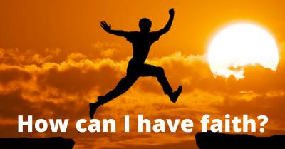Alpha Session 4 – How can I have faith?