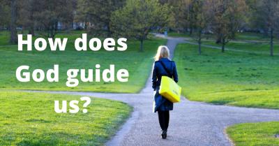 Alpha Session 7 – How does God guide us?